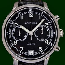 Λονζίν (Longines) Heritage Military 42mm Automatic Chronograph