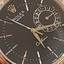 Rolex Cellini Date Rose Gold New