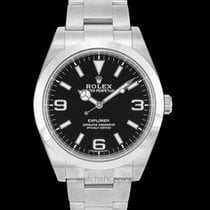 Rolex Explorer Steel 39mm Black United States of America, California, San Mateo