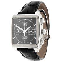 TAG Heuer Monaco Calibre 12 Chronograph Date