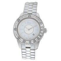 Dior Christal Steel 34mm Mother of pearl United States of America, New York, New York