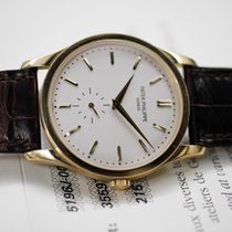 Patek Philippe Calatrava oversize jumbo yellow gold top...