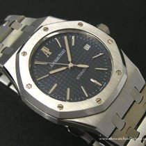 "Audemars Piguet : Royal Oak Jumbo ""Ref.15300 Blue Dial "" Full..."