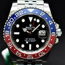 """Rolex GMT-Master II 126710 BLRO """"New with all sitckers"""""""