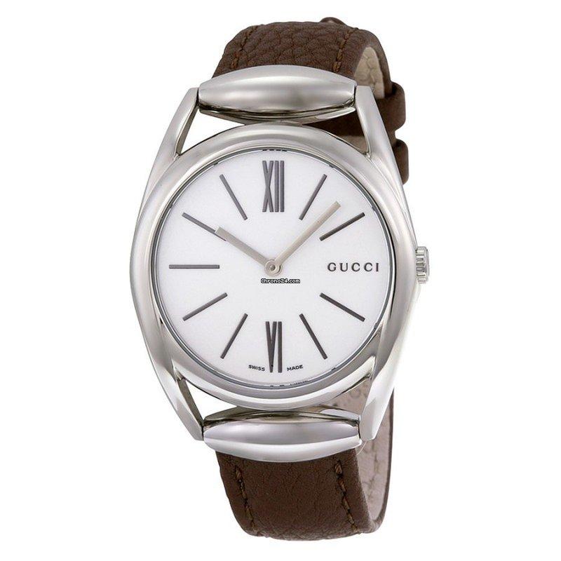 5643d1457763c Gucci Horsebit White Dial for R 9