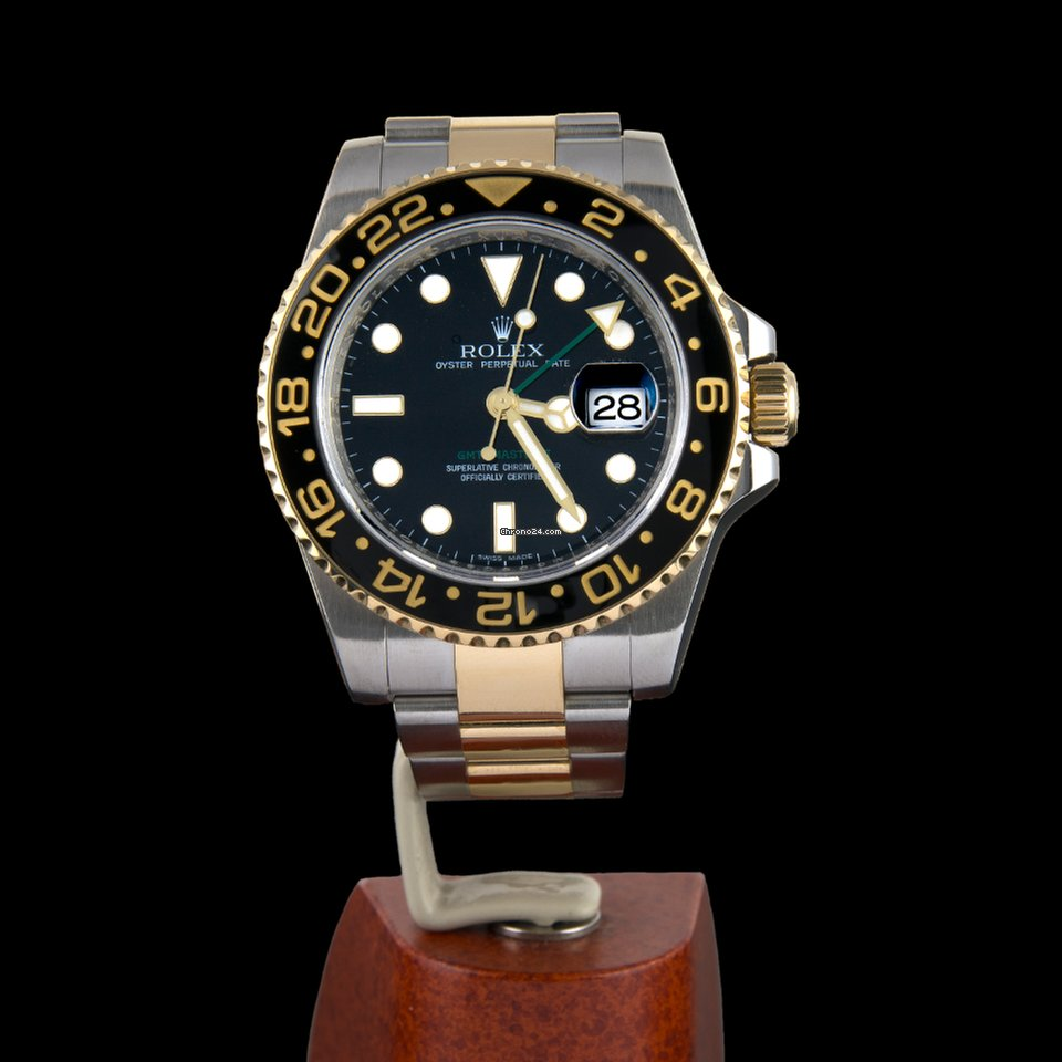 Master Gmt Ii Perpetual Oyster Date Ceramic And Rolex Steel Gold yvmwN8n0O