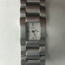 M&M Swiss Watch 钢 28mm 石英 5373 全新