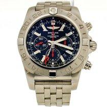 Breitling Chronomat GMT Staal 47mm Zwart Nederland, Amsterdam