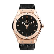 Hublot Classic Fusion 45, 42, 38, 33 mm Rose gold 42mm Black United Kingdom, Bowness on Windermere