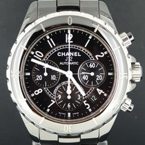 Chanel H0940 Ceramic 2008 J12 41mm pre-owned