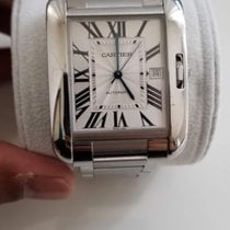 Cartier Tank Anglaise W5310008 Good Steel 47mm Automatic Thailand, Bangkok