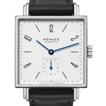NOMOS Steel 29.5mm Manual winding 408 new