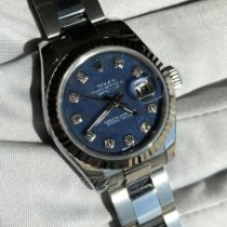 Rolex Lady-Datejust Steel 26mm Blue United States of America, Texas, Frisco