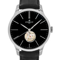 Perrelet First Class Steel 42.5mm Black United States of America, New Jersey, Cresskill