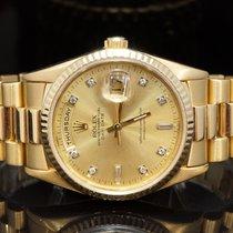 Rolex Day-Date 36 Yellow gold 36mm Gold No numerals United Kingdom, Essex