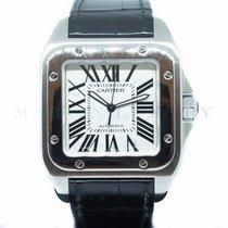 Cartier Santos 100 W20073X8 2009 pre-owned
