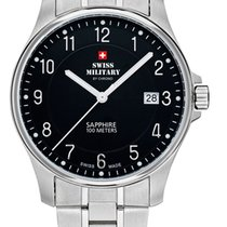 Swiss Military 39mm Kvarts SM30137.01 ny