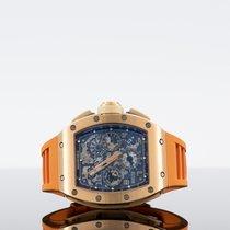 Richard Mille Růžové zlato 50mm Automatika RM011 nové