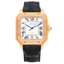 Cartier new Automatic 39.8mm Rose gold