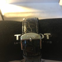 Tissot Classic Dream Zeljezo 38mm Bjel