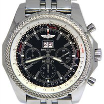 Breitling Bentley 6.75 Steel 48mm Black No numerals United States of America, Florida, 33431