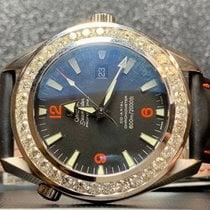 Omega Seamaster Planet Ocean Steel 45,5mm Black Arabic numerals United States of America, California, San Jose
