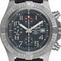 Breitling Avenger Bandit Titanium 45mm Grey Arabic numerals