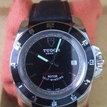 Tudor Grantour Date Steel 41,5mm Black