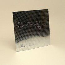 Omega Quantum of Solace 007 Booklet