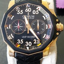 Corum Admiral's Cup Leap Second 48 60613.011105 2008 nowość