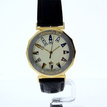 Corum Goud/Staal 35mm Quartz 99.830.21/482854 tweedehands Nederland, BREDA