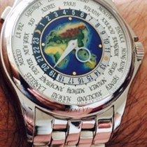 Patek Philippe World Time Белое золото