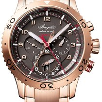Breguet Rose gold 44mm Automatic Type XX - XXI - XXII new