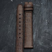 IWC Leather Watchstrap   Length: 21 cm Width: 16 mm