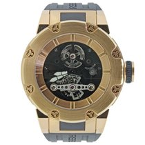 Rebellion Predator Tourbillon Limited Gold 5N / Ceramic
