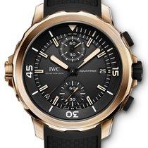 IWC Aquatimer Chronograph Edition Charles Darwin