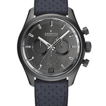 Zenith El Primero Chronomaster new Automatic Chronograph Watch with original box and original papers 24.2040.400/27.R796