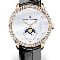 Girard Perregaux 1966 49524D52A751-CK6A Girard Perregaux 1966 Fasi Lunari Oro Rosa nuevo