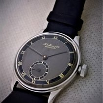 H.Moser & Cie. vintage  rare model in rare good condition