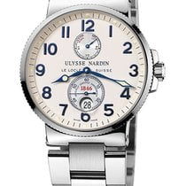 Ulysse Nardin Marine Chronometer 41mm Сталь 41mm