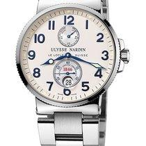 Ulysse Nardin Marine Chronometer 41mm 263-66-7 2019 новые