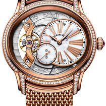 Audemars Piguet Millenary Ladies Pозовое золото 39.5mm Перламутровый Римские