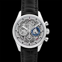 Zenith El Primero Chronomaster Steel 42.00mm Transparent United States of America, California, San Mateo