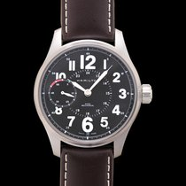 Hamilton Khaki Field Officer new Manual winding Watch with original box and original papers H69619533