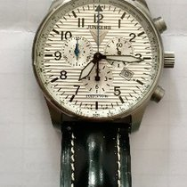 Junkers Steel 42mm Quartz Hugo Junkers pre-owned United Kingdom, Wysall