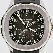 Patek Philippe Aquanaut Steel 40.8mm Black Arabic numerals