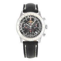 Breitling Navitimer Chrono Black Dial Automatic A233222P/BD70