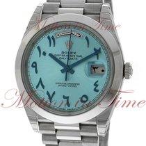 "Rolex Day-Date 40 228206 ""Arabic"" pre-owned"