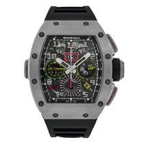 Richard Mille pre-owned Automatic 42.70mm Transparent Sapphire Glass 5 ATM