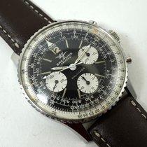 Breitling Chronograph 40mm Manual winding 1966 pre-owned Navitimer (Submodel) Black
